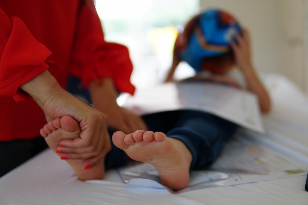 Praktijk Vivir SensiTherapie kinderen